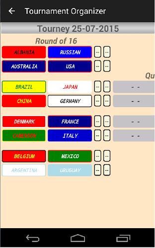 Tournament Organizer 2