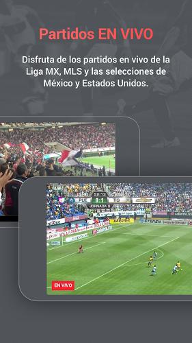 Univision Deportes: Liga MX, MLS, Fútbol En Vivo 1