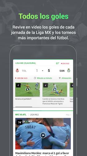 Univision Deportes: Liga MX, MLS, Fútbol En Vivo 2