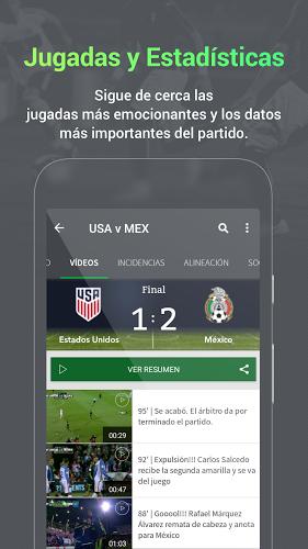 Univision Deportes: Liga MX, MLS, Fútbol En Vivo 3