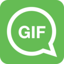 Whats a Gif – GIFS Sender(Saver,Downloader, Share)