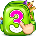 123 Numbers – Count & Tracing