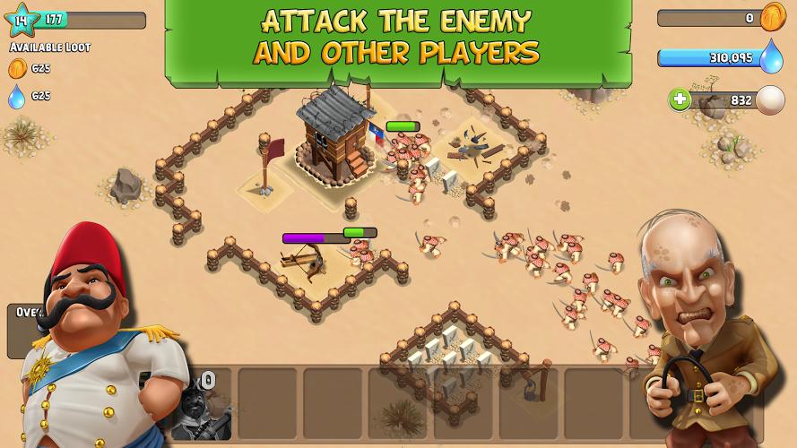 Bedouin Rivals 4