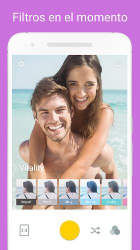 Cámara Selfie – Love Selfie 2