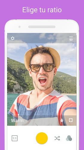 Cámara Selfie – Love Selfie 4