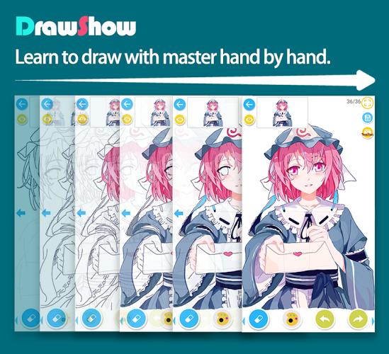 Cómo Dibujar – Dibujar Anime 1