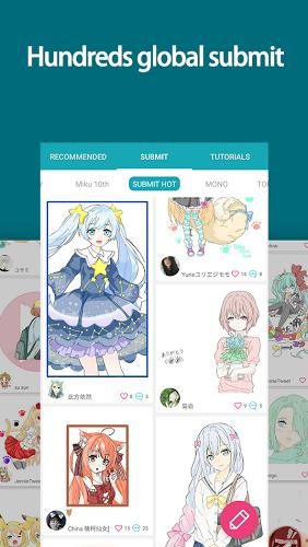 Cómo Dibujar – Dibujar Anime 4
