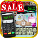 Credit Card Cash Register Simulator – Money Games