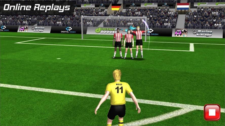 Digital Soccer 3