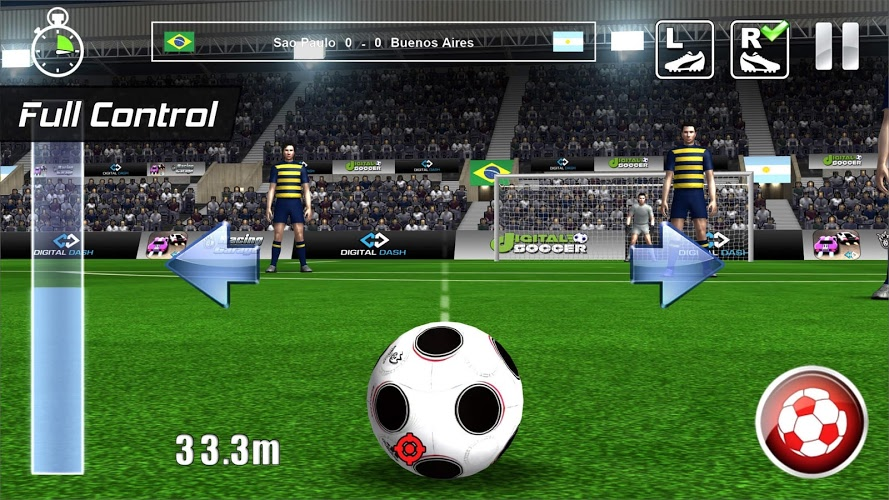 Digital Soccer 5