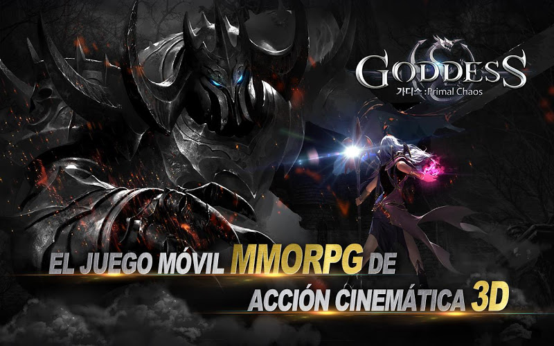 Goddess: Primal Chaos – Español 3D Action MMORPG 1
