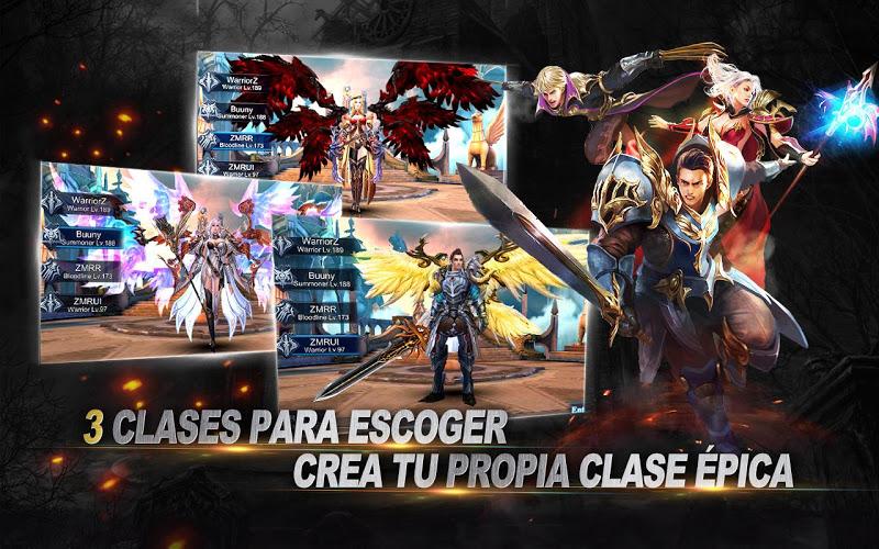 Goddess: Primal Chaos – Español 3D Action MMORPG 2