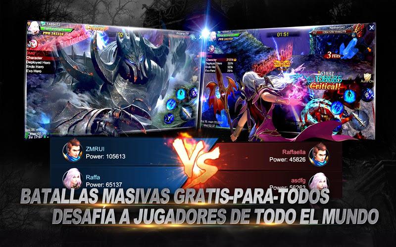 Goddess: Primal Chaos – Español 3D Action MMORPG 3