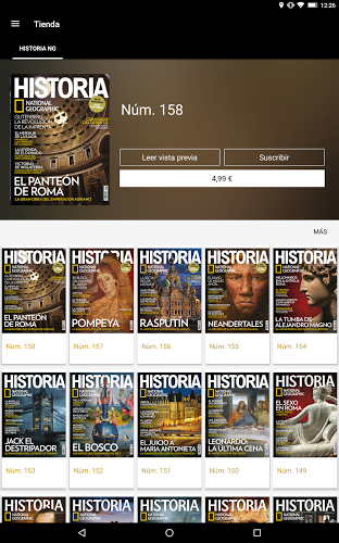 Historia National Geographic 1