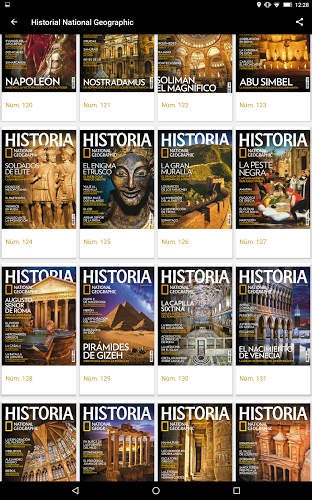 Historia National Geographic 2