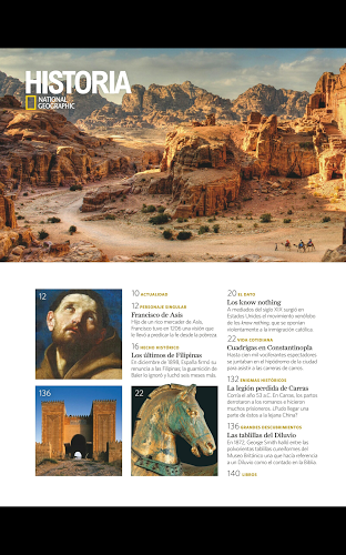 Historia National Geographic 4