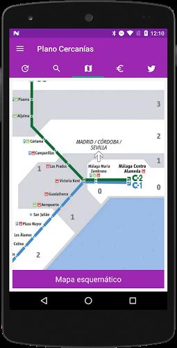 Horarios Cercanías Málaga 4