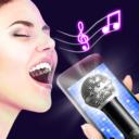 Karaoke de voz simulador
