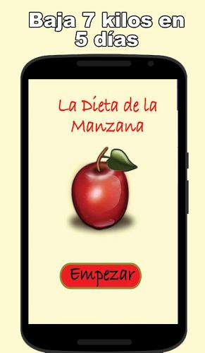 La Dieta de la Manzana 1