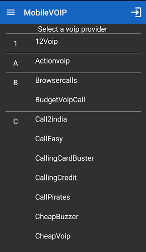 MobileVOIP cheap calls 2