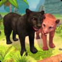 Pantera Simulador De Familia : Jugar Online