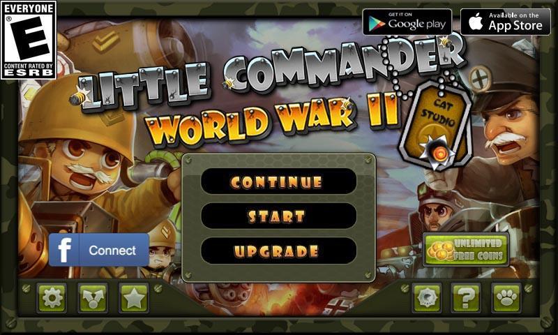 Poco Comandante – WWII TD 1