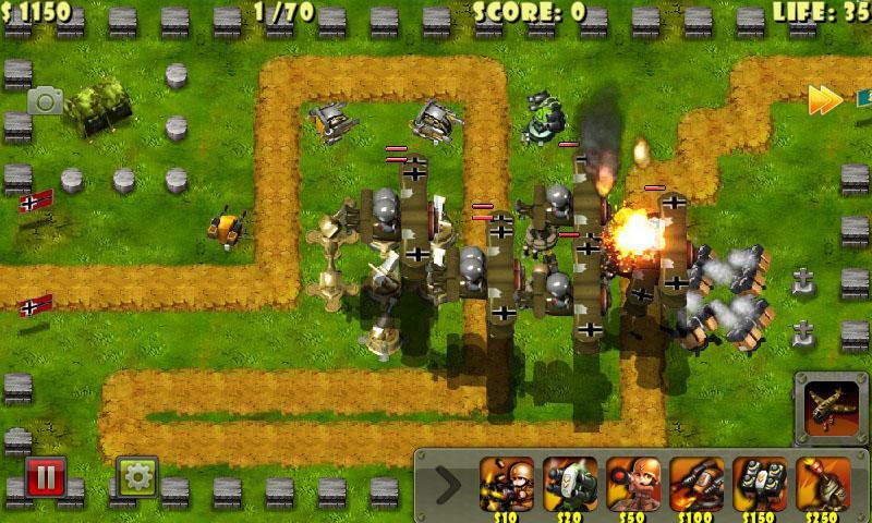 Poco Comandante – WWII TD 4