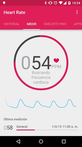 Runtastic Heart Rate: Corazón 1