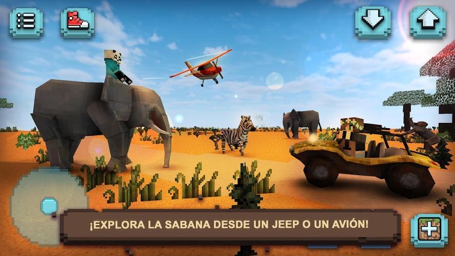 Safari de la Sabana: Animales 1