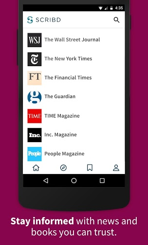 Scribd – Reading Subscription 2