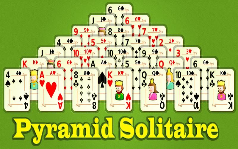 Solitario Pirámide Móvil 1