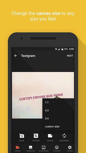 Textgram – write on photos 2