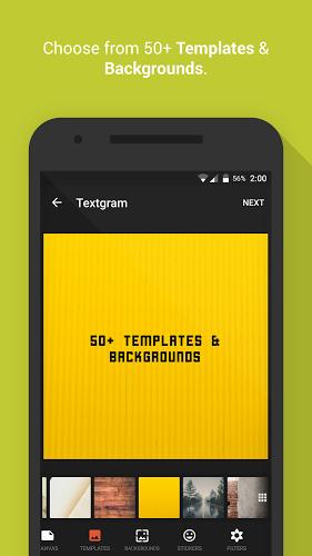 Textgram – write on photos 3