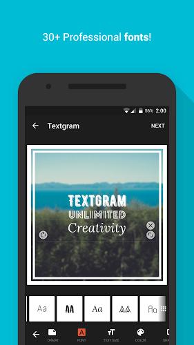 Textgram – write on photos 4
