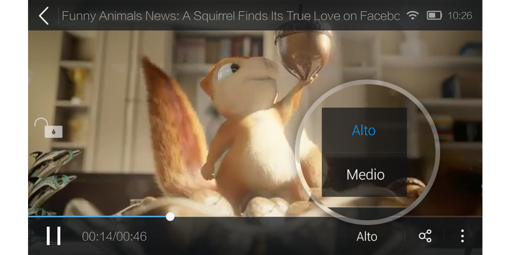 UC Browser – Videos populares 5
