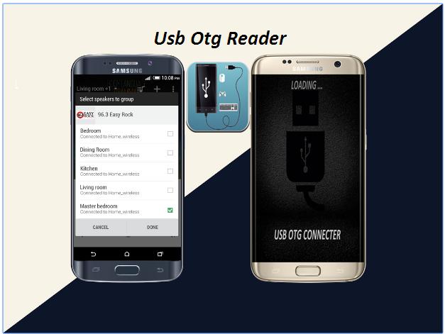 Usb OTG Reader Pro 1