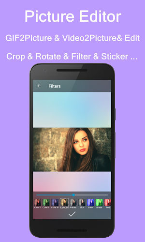 Video2me: GIF Maker & Video Editor & Video to GIF 4