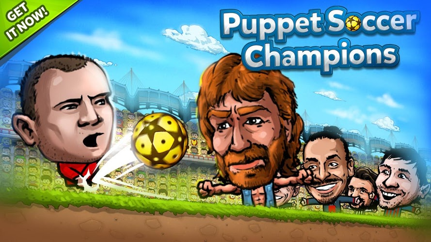 Puppet Soccer Champions – Fighters League 1