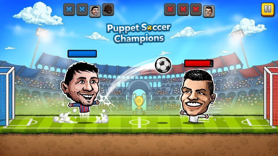 Puppet Soccer Champions – Fighters League 2