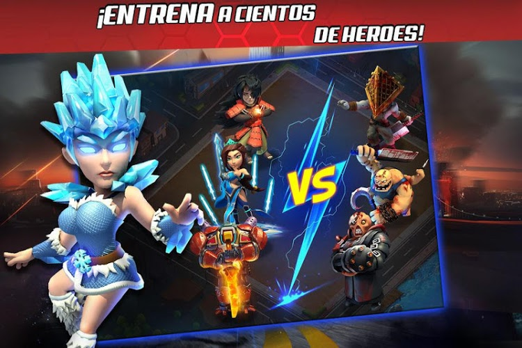 Last Heroes: Battle of Zombies 4