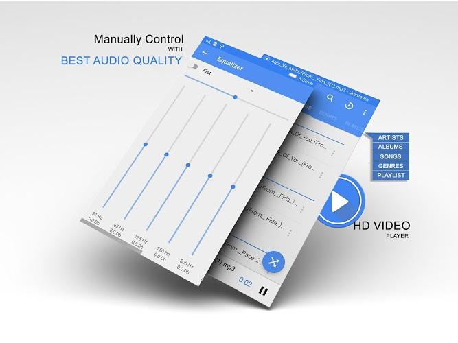3GP/MP4/AVI HD Video Player 2