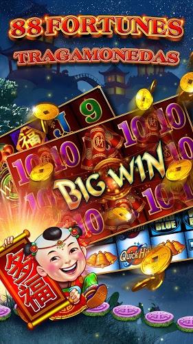 88 Fortunes Slots: Máquinas Tragaperras Gratis 1