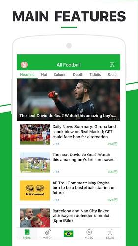 All Football – Latest News & Videos 2