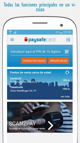 App de paysafecard 1