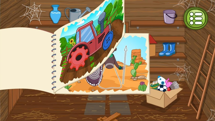 Arte para el jardín de infancia 3