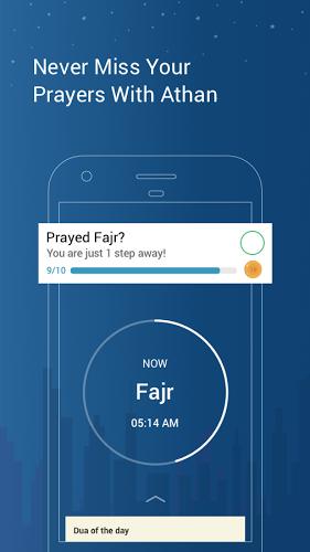 Athan: Prayer Time, Quran, Azan and Qibla Compass 1