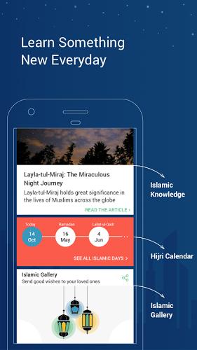 Athan: Prayer Time, Quran, Azan and Qibla Compass 5