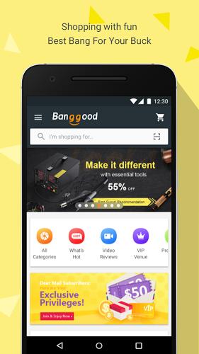 Banggood – Shopping With Fun 1