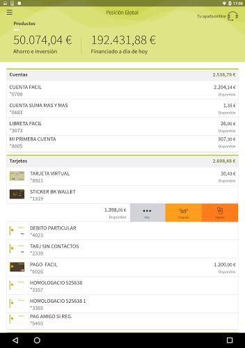 Bankia Tablet 2
