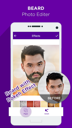 Beard Photo Editor 1
